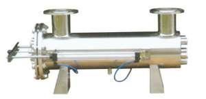 管道式紫外线消毒系统