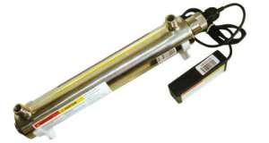 管道式紫外线消毒系统1