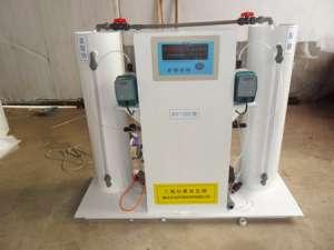 xy-001自动型一体式二氧化氯发生器