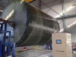车间生产玻璃钢一体化8