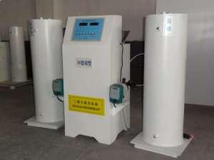 分体式二氧化氯自动型设备