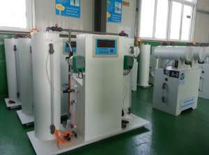 氯酸钠二氧化氯发生器1