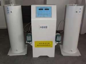 分体式化学法二氧化氯发生器自动型